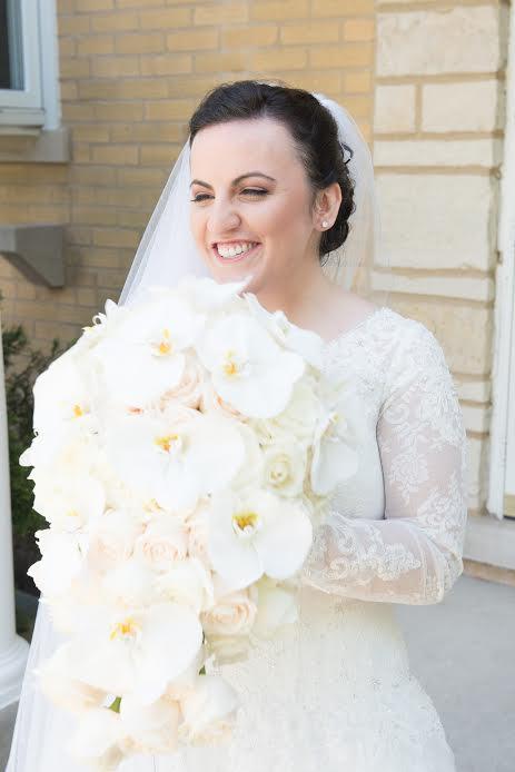 Rebecca's Wedding 1