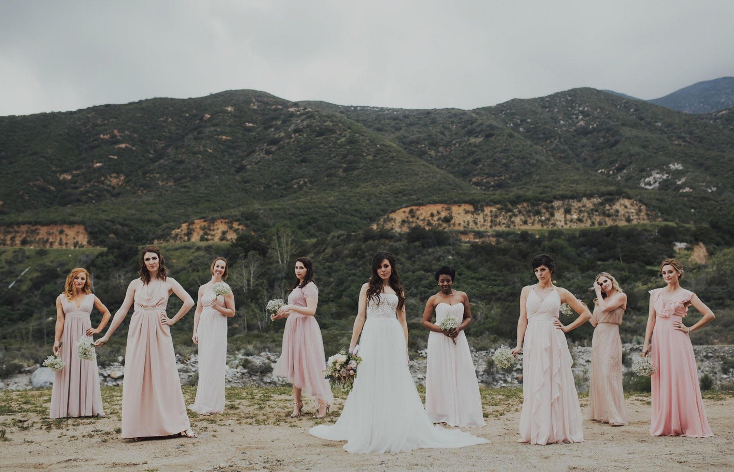 Jacquelyn Bridal Party